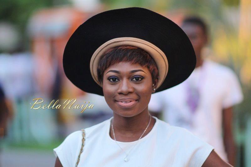 GTBank Lagos Fashion & Design Week 2014 Day 2 Street Style - Bellanaija - October2014021