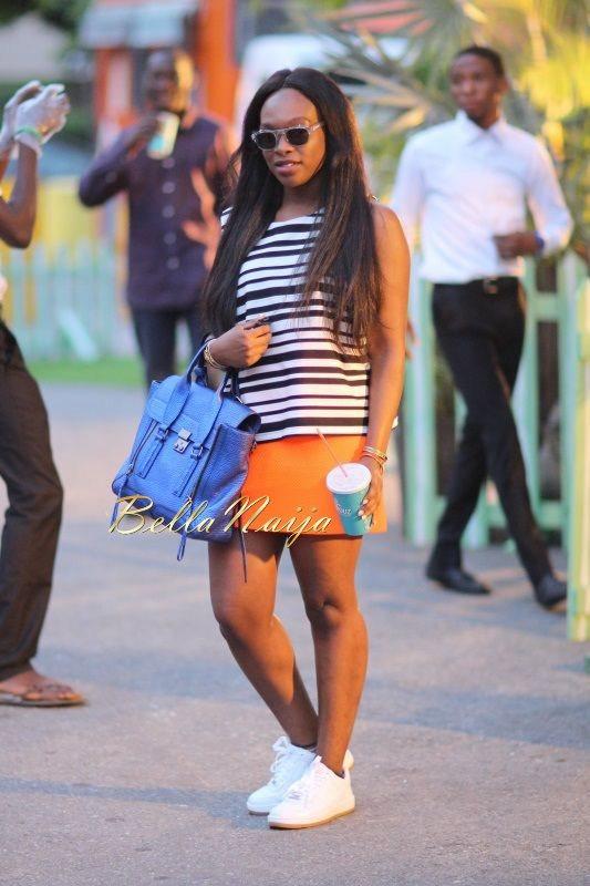 GTBank Lagos Fashion & Design Week 2014 Day 2 Street Style - Bellanaija - October2014022