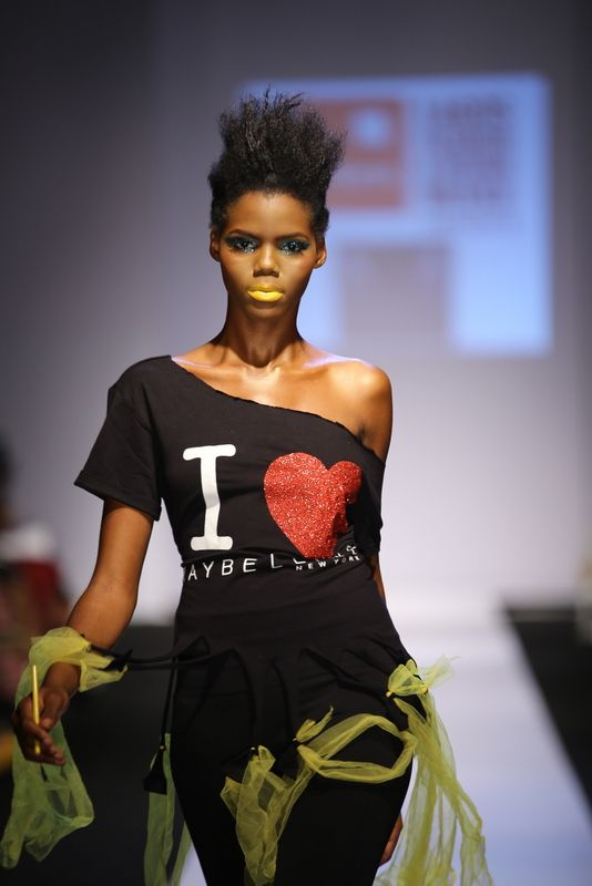 GTBank Lagos Fashion & Design Week 2014 Maybelline Presents - Bellanaija - October2014001