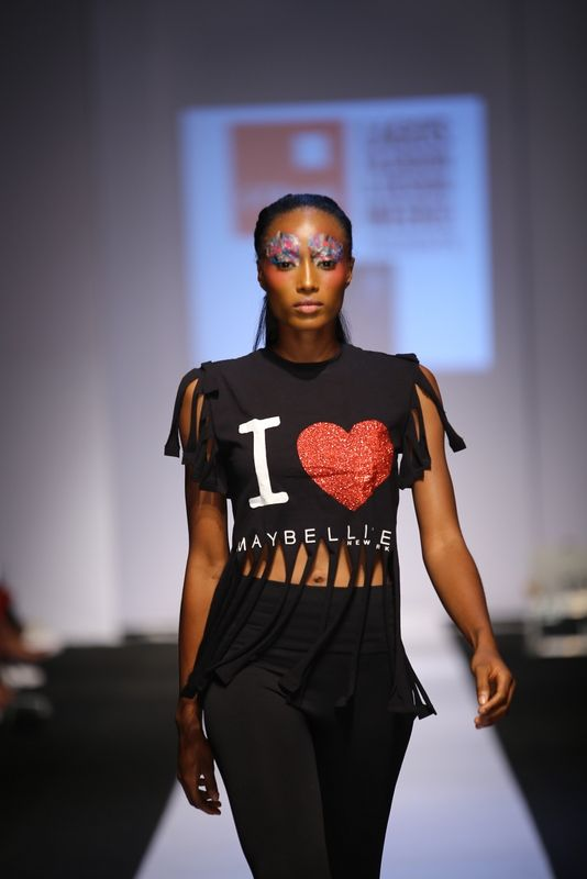 GTBank Lagos Fashion & Design Week 2014 Maybelline Presents - Bellanaija - October2014002