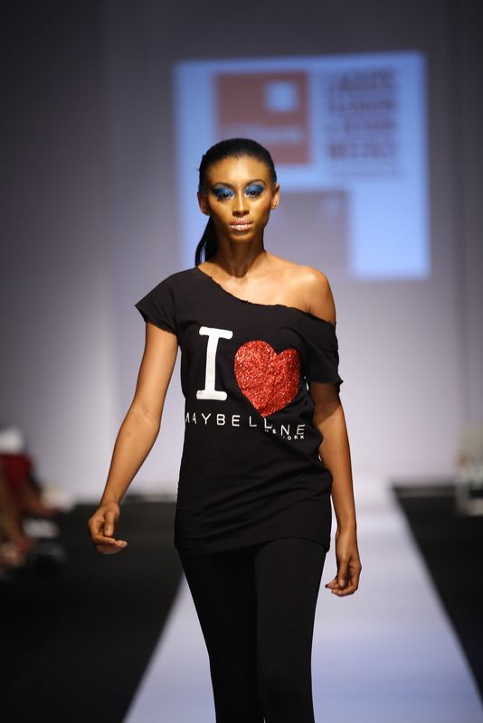 GTBank Lagos Fashion & Design Week 2014 Maybelline Presents - Bellanaija - October2014003
