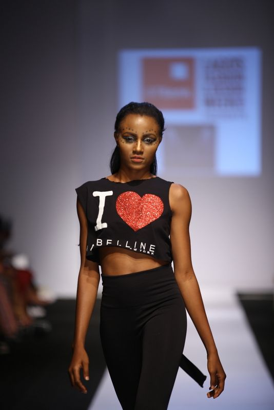 GTBank Lagos Fashion & Design Week 2014 Maybelline Presents - Bellanaija - October2014004