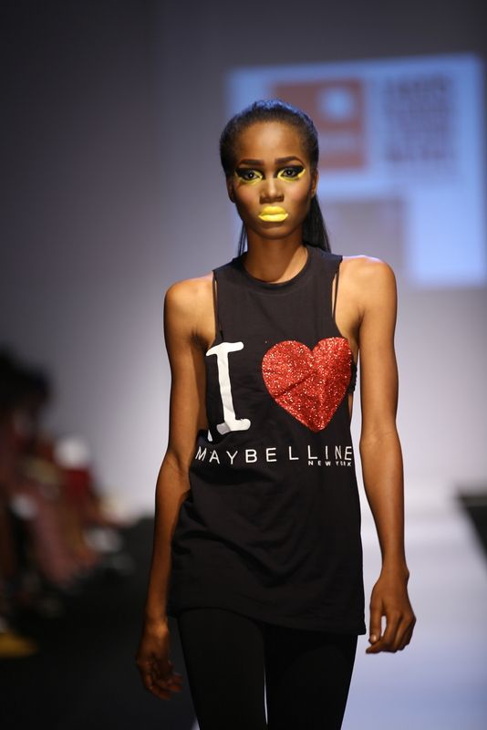 GTBank Lagos Fashion & Design Week 2014 Maybelline Presents - Bellanaija - October2014005