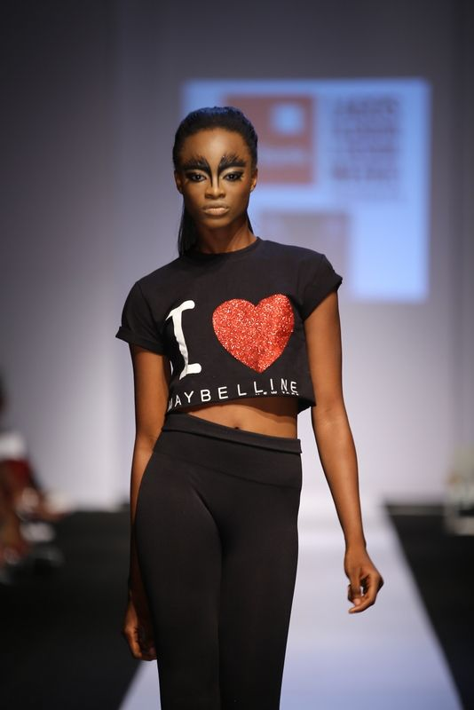 GTBank Lagos Fashion & Design Week 2014 Maybelline Presents - Bellanaija - October2014007