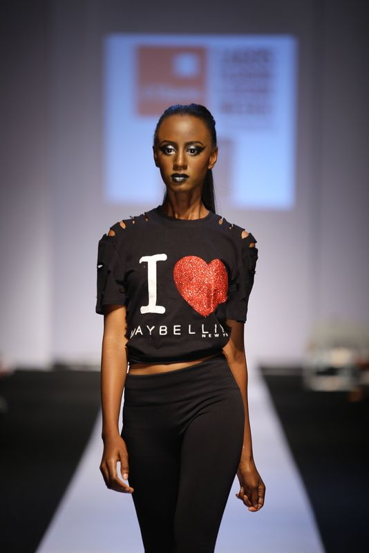 GTBank Lagos Fashion & Design Week 2014 Maybelline Presents - Bellanaija - October2014008