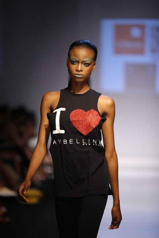 GTBank Lagos Fashion & Design Week 2014 Maybelline Presents - Bellanaija - October2014009
