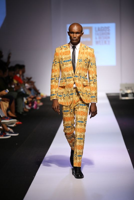 GTBank Lagos Fashion & Design Week 2014 McMeka - Bellanaija - October2014011