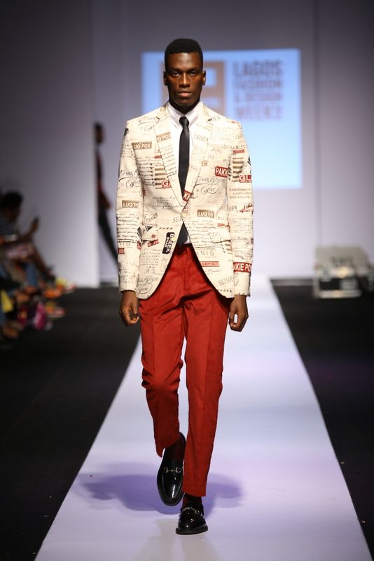 GTBank Lagos Fashion & Design Week 2014 McMeka - Bellanaija - October2014014
