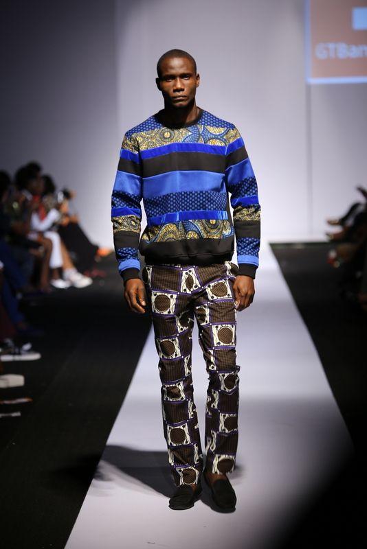 GTBank Lagos Fashion & Design Week 2014 Soboye - Bellanaija - October2014003