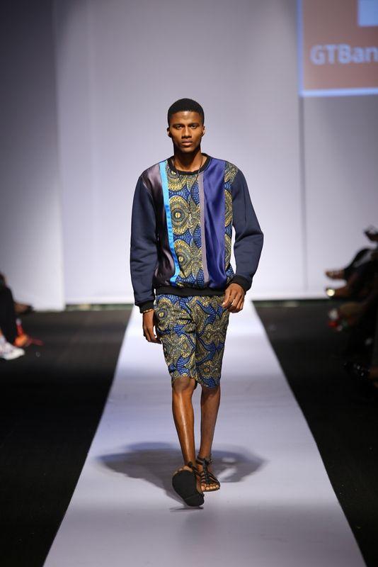 GTBank Lagos Fashion & Design Week 2014 Soboye - Bellanaija - October2014005