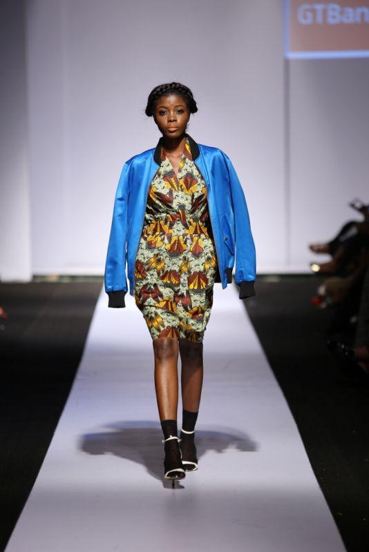 GTBank Lagos Fashion & Design Week 2014 Soboye - Bellanaija - October2014006
