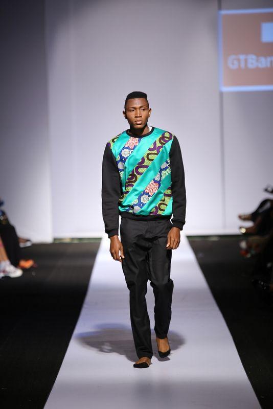 GTBank Lagos Fashion & Design Week 2014 Soboye - Bellanaija - October2014007