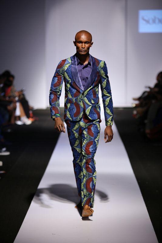 GTBank Lagos Fashion & Design Week 2014 Soboye - Bellanaija - October2014008