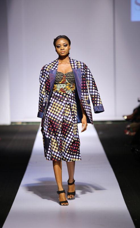 GTBank Lagos Fashion & Design Week 2014 Soboye - Bellanaija - October2014013