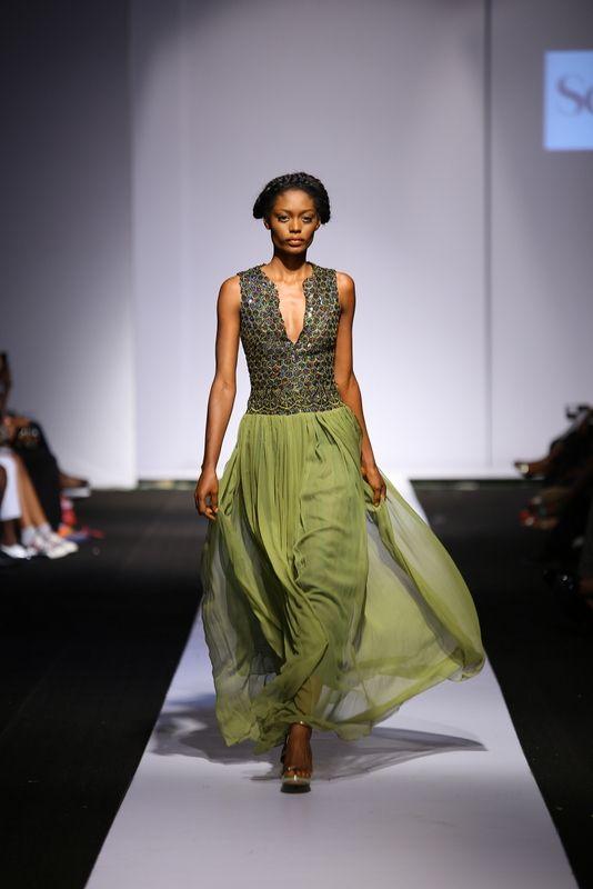 GTBank Lagos Fashion & Design Week 2014 Soboye - Bellanaija - October2014014