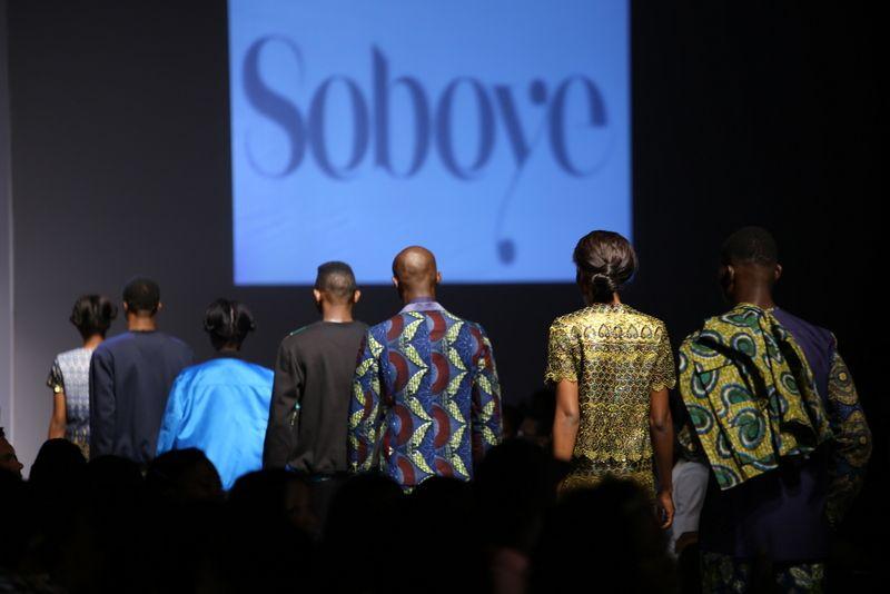 GTBank Lagos Fashion & Design Week 2014 Soboye - Bellanaija - October2014015