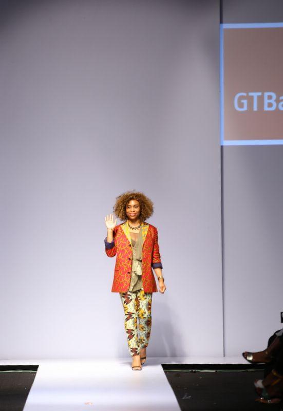 GTBank Lagos Fashion & Design Week 2014 Soboye - Bellanaija - October2014016