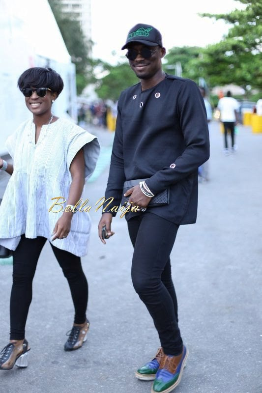 GTBank Lagos Fashion & Design Week 2014 Street Style - Bellanaija - October2014002
