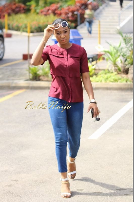 GTBank Lagos Fashion & Design Week 2014 Street Style - Bellanaija - October2014004