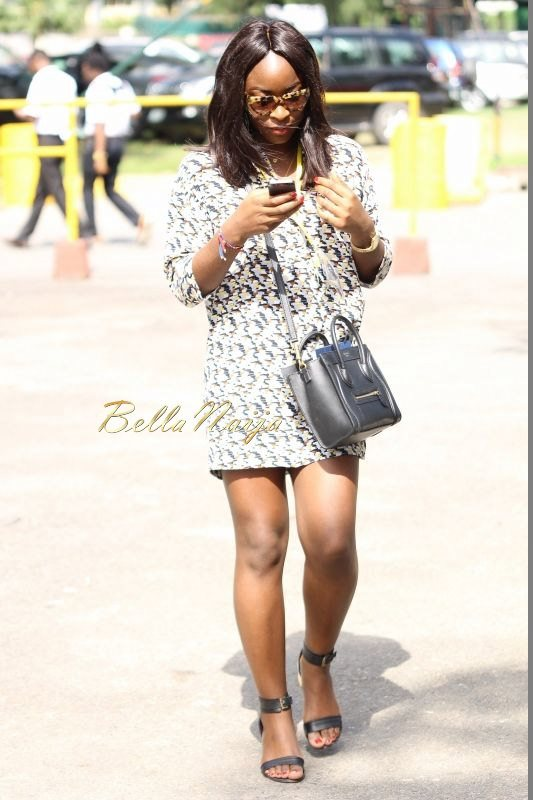 GTBank Lagos Fashion & Design Week 2014 Street Style - Bellanaija - October2014005