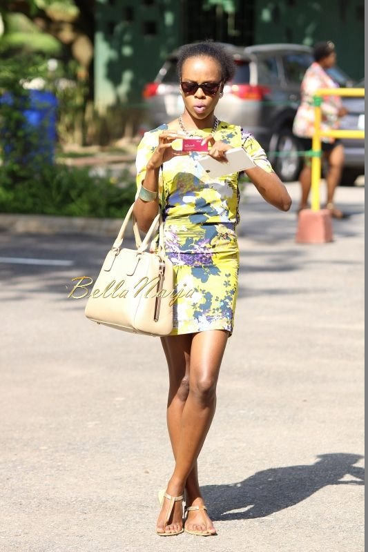 GTBank Lagos Fashion & Design Week 2014 Street Style - Bellanaija - October2014010