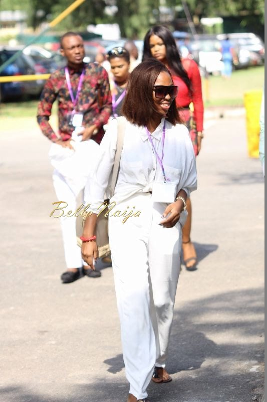 GTBank Lagos Fashion & Design Week 2014 Street Style - Bellanaija - October2014011