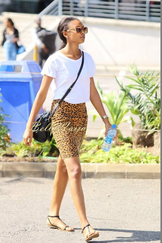 GTBank Lagos Fashion & Design Week 2014 Street Style - Bellanaija - October2014014