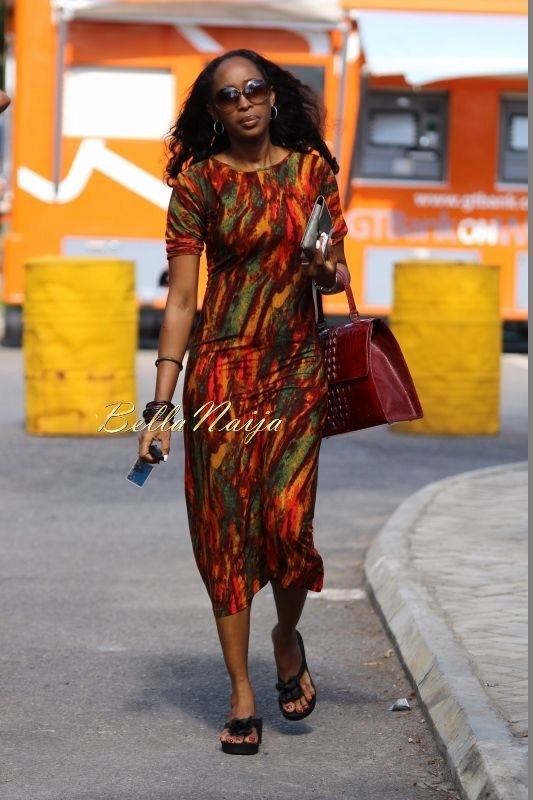 GTBank Lagos Fashion & Design Week 2014 Street Style - Bellanaija - October2014015