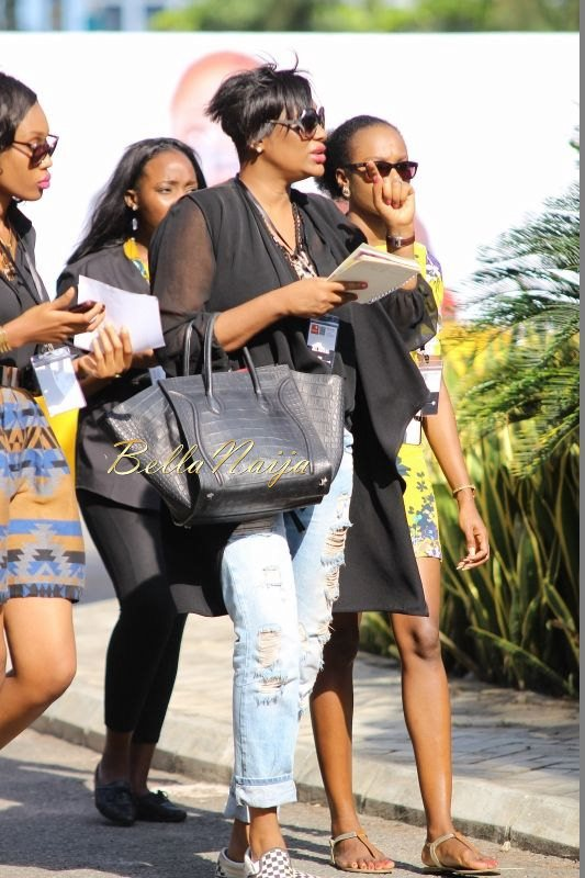 GTBank Lagos Fashion & Design Week 2014 Street Style - Bellanaija - October2014024