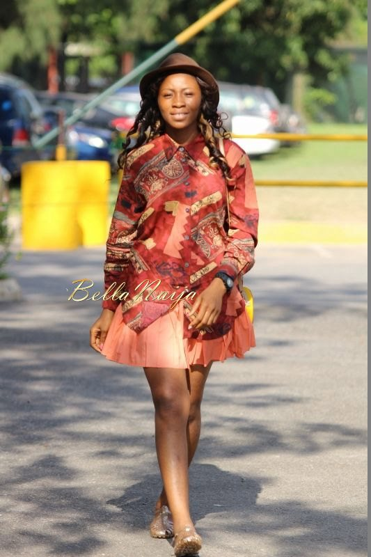 GTBank Lagos Fashion & Design Week 2014 Street Style - Bellanaija - October2014025