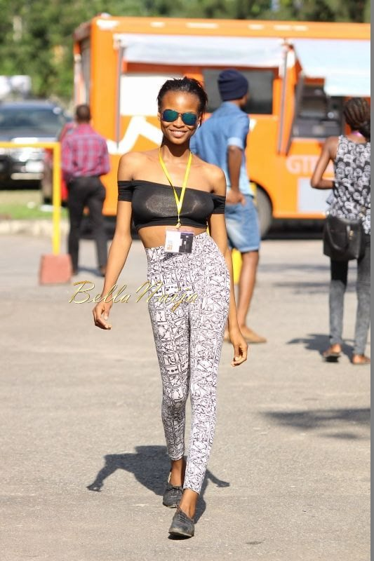 GTBank Lagos Fashion & Design Week 2014 Street Style - Bellanaija - October2014026