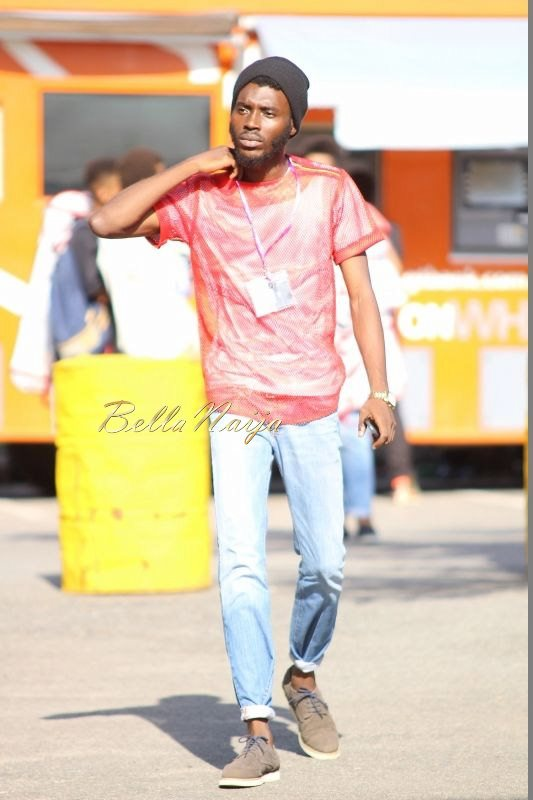 GTBank Lagos Fashion & Design Week 2014 Street Style - Bellanaija - October2014030