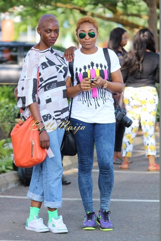 GTBank Lagos Fashion & Design Week 2014 Street Style - Bellanaija - October2014033