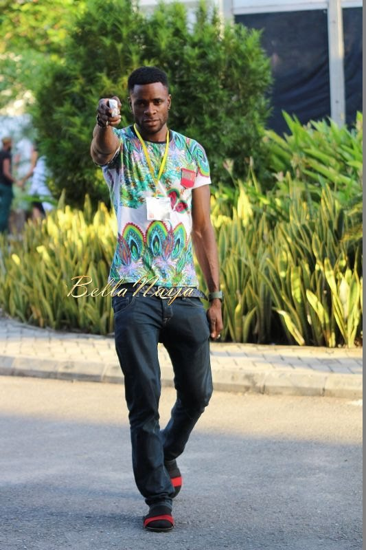 GTBank Lagos Fashion & Design Week 2014 Street Style - Bellanaija - October2014044
