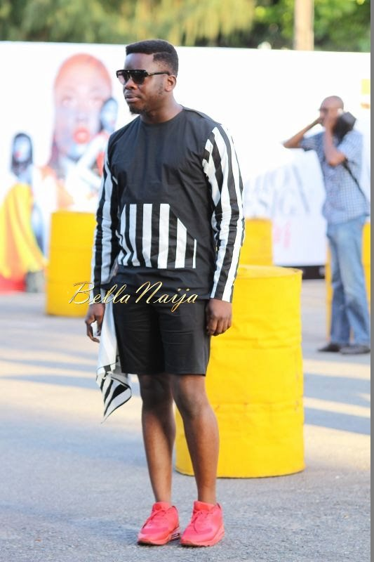 GTBank Lagos Fashion & Design Week 2014 Street Style - Bellanaija - October2014045