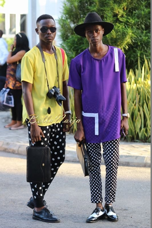 GTBank Lagos Fashion & Design Week 2014 Street Style - Bellanaija - October2014046