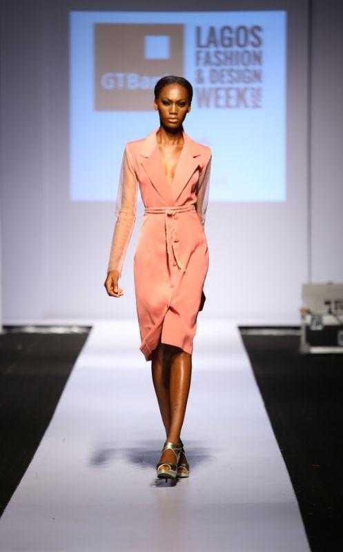 GTBank Lagos Fashion & Design Week 2014 Sunny Rose - Bellanaija - October2014001
