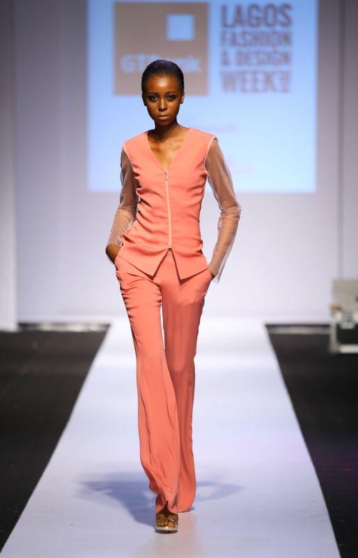 GTBank Lagos Fashion & Design Week 2014 Sunny Rose - Bellanaija - October2014003