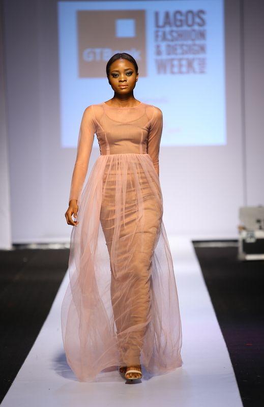 GTBank Lagos Fashion & Design Week 2014 Sunny Rose - Bellanaija - October2014005