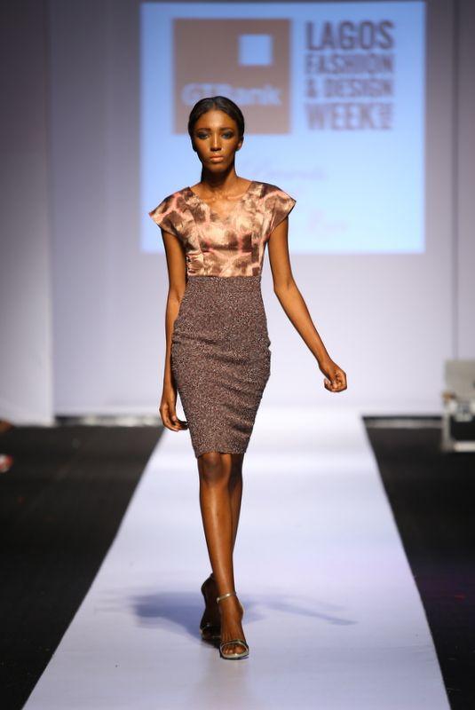 GTBank Lagos Fashion & Design Week 2014 Sunny Rose - Bellanaija - October2014008