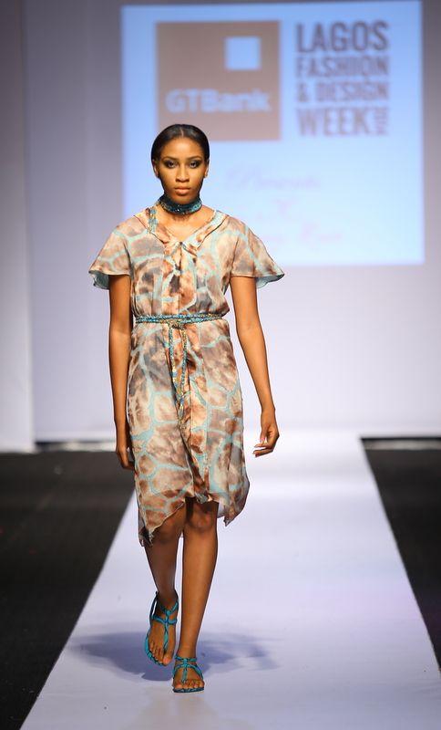 GTBank Lagos Fashion & Design Week 2014 Sunny Rose - Bellanaija - October2014012