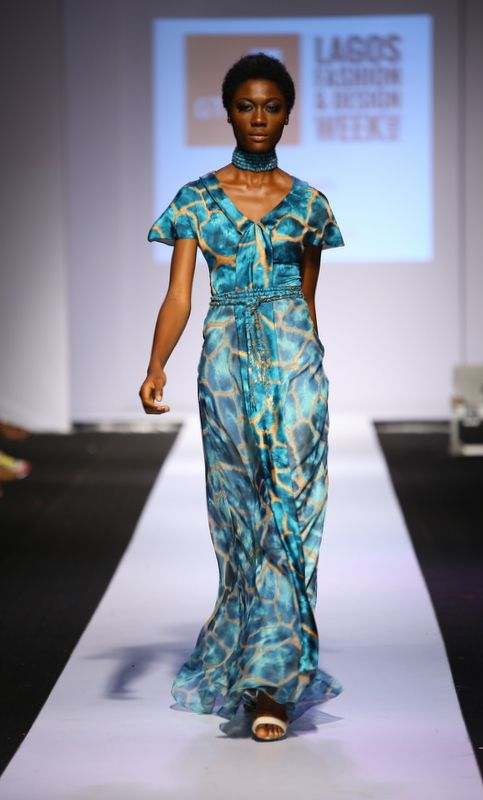 GTBank Lagos Fashion & Design Week 2014 Sunny Rose - Bellanaija - October2014016