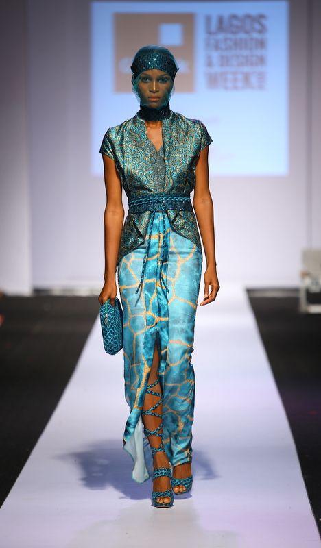 GTBank Lagos Fashion & Design Week 2014 Sunny Rose - Bellanaija - October2014017