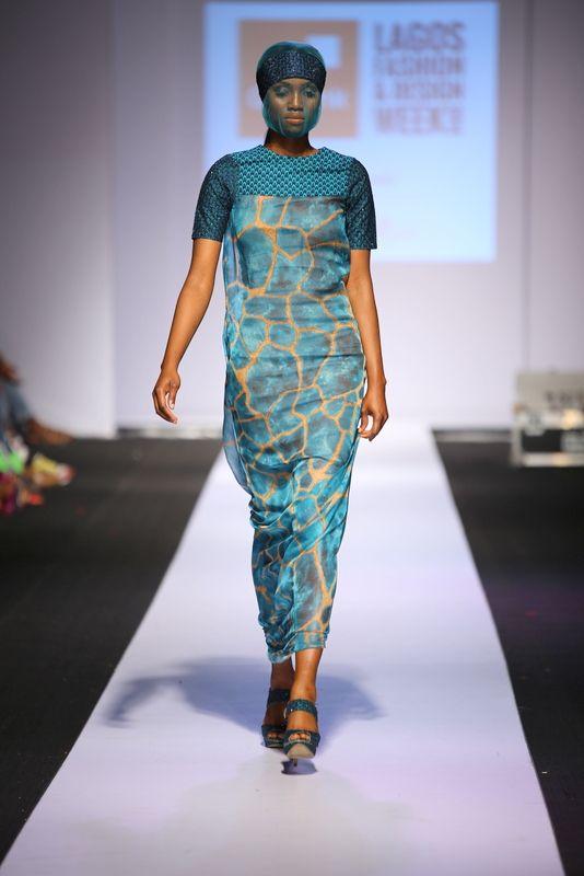 GTBank Lagos Fashion & Design Week 2014 Sunny Rose - Bellanaija - October2014018