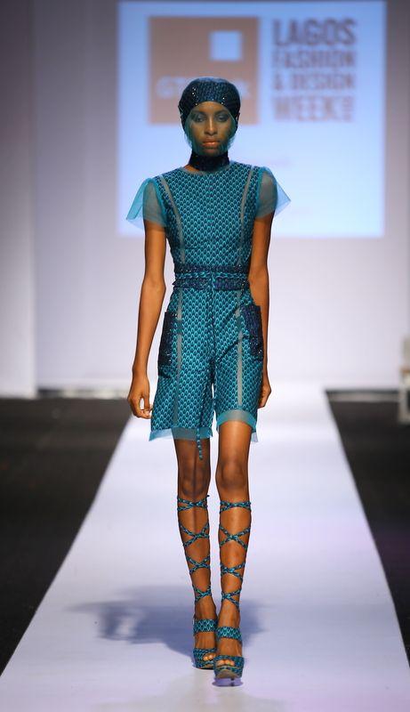 GTBank Lagos Fashion & Design Week 2014 Sunny Rose - Bellanaija - October2014019