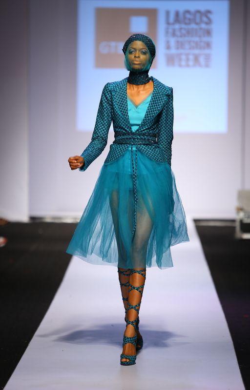 GTBank Lagos Fashion & Design Week 2014 Sunny Rose - Bellanaija - October2014020