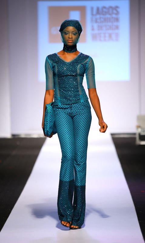 GTBank Lagos Fashion & Design Week 2014 Sunny Rose - Bellanaija - October2014022