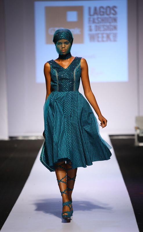 GTBank Lagos Fashion & Design Week 2014 Sunny Rose - Bellanaija - October2014023