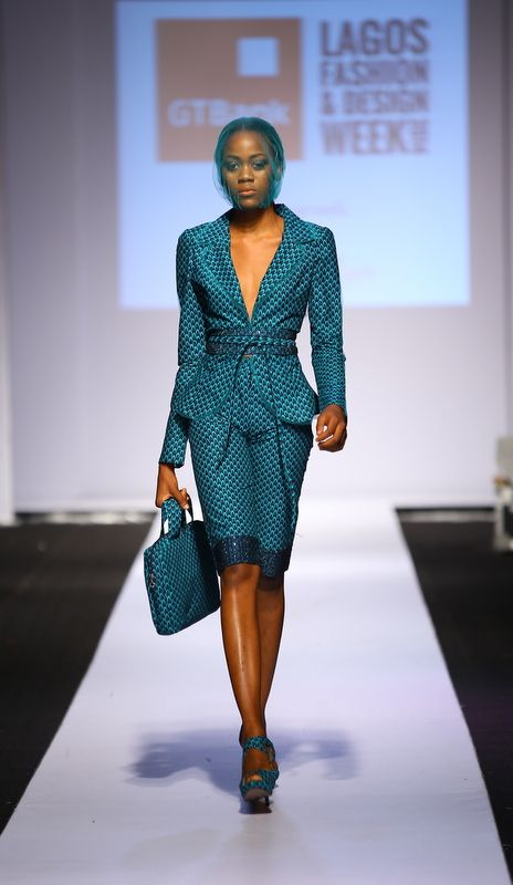 GTBank Lagos Fashion & Design Week 2014 Sunny Rose - Bellanaija - October2014024
