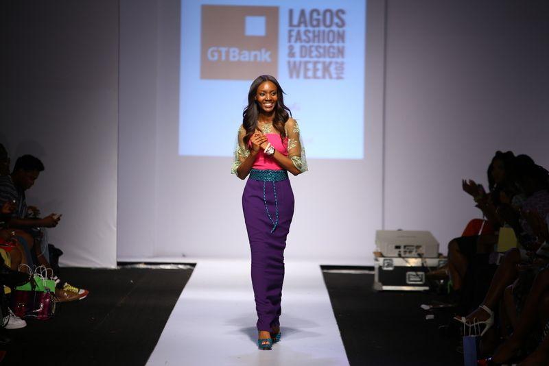 GTBank Lagos Fashion & Design Week 2014 Sunny Rose - Bellanaija - October2014038